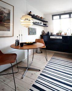 Very cool rug.