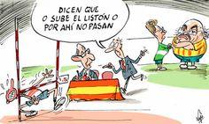Los JJOO de Montoro #humor #crisis #nosrobanlacartera