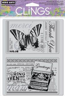 Hero arts stamp