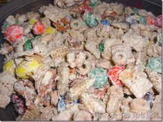 Reindeer Food recipe for class party