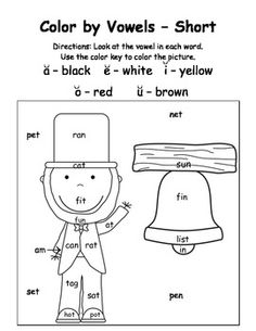 Kindergarten/ President's Day on Pinterest | George Washington, Abrah ...