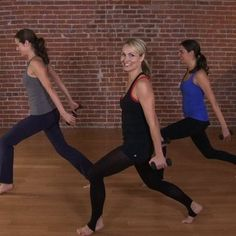 If you want a body like a dancer, try this 10 min. ballet inspired workout.