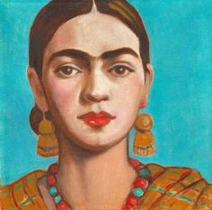 ...Frida and Blue Sky | Karen Haring