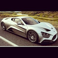 Hottest car in the World right now: Zenvo ST1