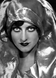 "Actress Joan Crawford, in director Hobart Henley's film, ""A Slave of Fashion,"" 1925."
