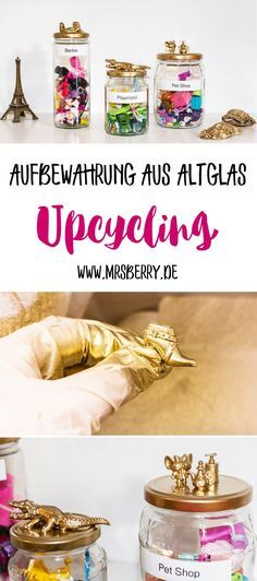 DIY Upcycling Idee: