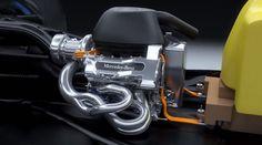 Mercedes Formula 1 2014   2014 Mercedes-Benz V6 power unit