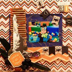 Lil hoot! - Scrapbook.com