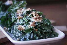 A CUP OF JO: The Best Kale Caesar Salad You'll Ever Have
