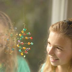 How to make a Sparkling Sun Catcher