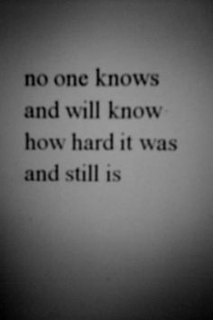 No one knows...