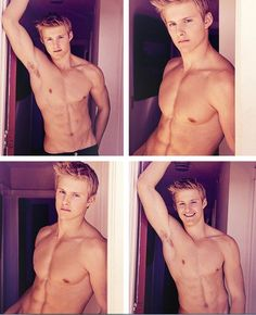 Cato from The Hunger Games