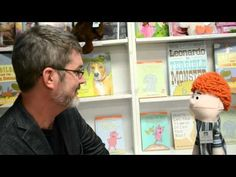 Earl Interviews Childrens Author Mo Willems