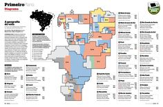 Edição 621 - A geografia do voto