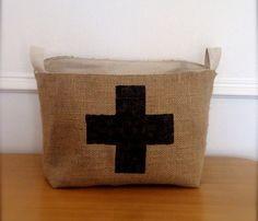 X-Large Coffee Sack Basket