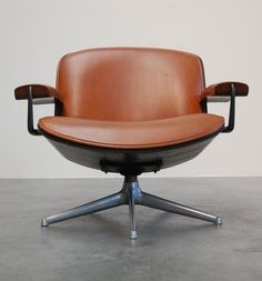 Ico Parisi easy chair for Mim Roma (Italy, 1959)