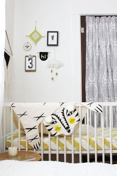 While I'm not exactly looking for nursery ideas, this is freaking adorable.