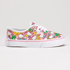 Hello Kitty Vans complete every girls look!