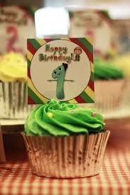charlie and the numbers cupcake - Google Search