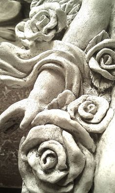 detail in stone...