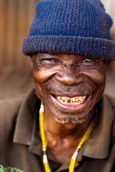 Gloucester Elder, Sierra Leone // by Lindsay Stark