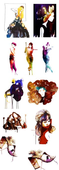 Images About Stina Persson Illustration On Pinterest