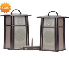 Outdoor Wireless Speakers - from Outdoorspeakerstore.com