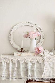 Shabby dressing table