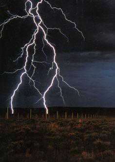 Walter De Maria, The Lightning Field, 1977