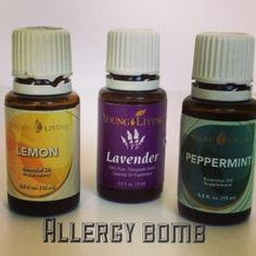 allergy bomb testimonial--it really works!