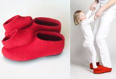 Dance Shoes for Father and Daughter - SO.SO.CUTE!