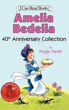 Amelia Bedelia - My daughters love Amelia Bedelia - so funny! #PrimroseReadingCorner