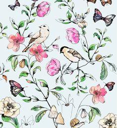 'Enchanted Garden' by Katy Hackney