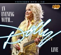 "An Evening with Dolly--This exclusive two-disc DVD and CD set  can transport you to a front row seat in London as Dolly performs some of her most popular songs ""Coat of Many Colors,"" ""9 to 5"" and ""Jolene,"" live in front of her sold-out O2 arena concert. Classics like Dolly's very first million seller, ""Here You Come Again"" and ""I Will Always Love You,"" along with previously unreleased live bonus tracks ""Shattered Image"" and ""My Tennessee Mountain Home,"" combine in a memorable collection."