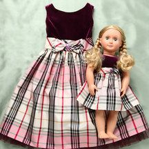Save 65% on Dollie & Me Dresses (Fits American Girl Dolls)