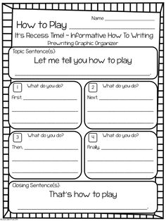 Students will love practicing PERSONAL NARRATIVE, INFORMATIVE HOW-TO, & OPINION writing as they work through the writing process with this fun and engaging unit! CCSS 1st/2nd