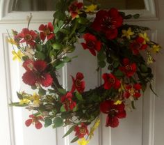 Ruby Princess Artificial Wreath For Door Wreaths For Door,http://www.amazon.com/dp/B00JYILO0Y/ref=cm_sw_r_pi_dp_QJvztb12FKSAYK3Y