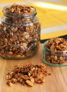 Honey Quinoa Clusters of Oats