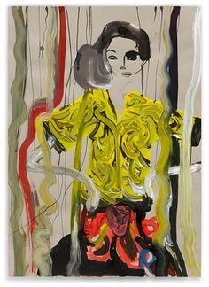 Tanya Ling - Prada SS 2011