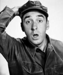The Andy Griffith Show - Gomer Pyle he would make me laugh...