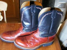 Tony Lama Men's Boots ~Size 11EE $39.99 BIG SALE on Excellent Boots #teamsellit