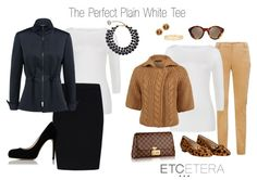 Read the BLOG all about STYLING YOUR TEE. www.etceteracollectionblog.com