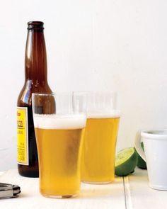 Lime Shandies Recipe