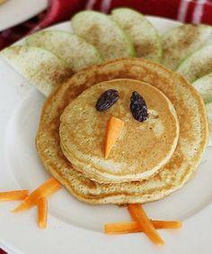 Gobble Gobble Pancakes