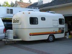 1980 17' Boler travel trailer   Abbotsford, BC, Canada   Fiberglass RV's For Sale travel trailers