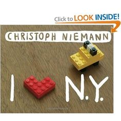 I LEGO NY board book- for NYC kids and/or Lego fans