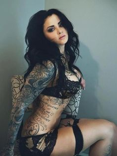 Great tattoos
