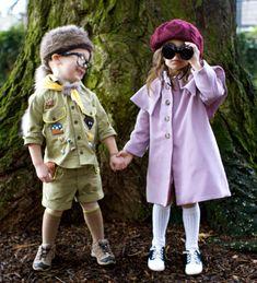 Moonrise Kingdom costumes - 15 Amazing DIY Halloween Costumes for Kids - ParentMap