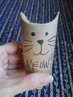 Catster DIY: 5 Cat Toys I Made from Empty Toilet Paper Rolls | Catster toilet paper roll cats, toilet paper rolls, aufschwung swing, empti toilet, papers, swing packag, cat toys