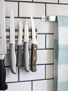 knive, kitchen idea, kitchendin inspir
